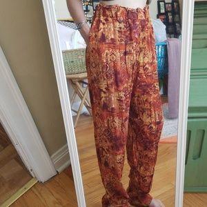 VTG Leslie Fay Highwaisted Retro 80s Pants!
